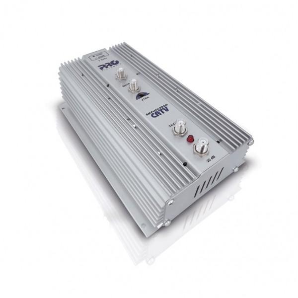 Amplificador de potencia 50 db