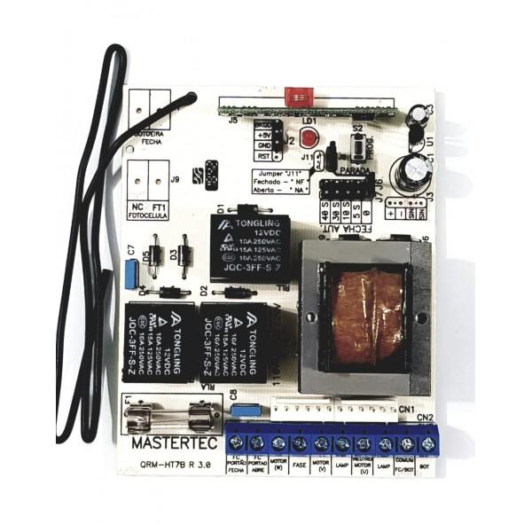 Comando de Portão freq. 299 Mhz - Mastertec
