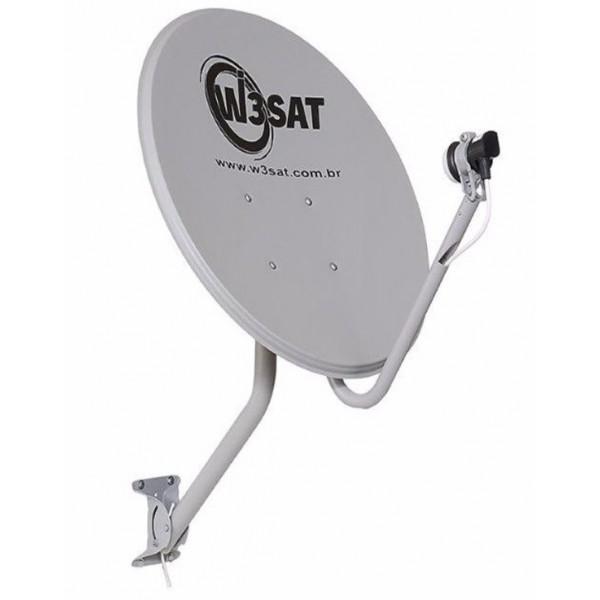 Antena banda KU chapa  ( SEM LNBF )