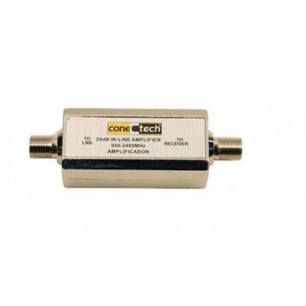 Amplificador de linha Banda  C  ( 950 ~ 2250 )