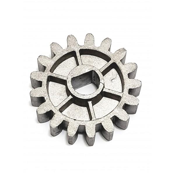 Engrenagem externa dentada para movimentador de portao