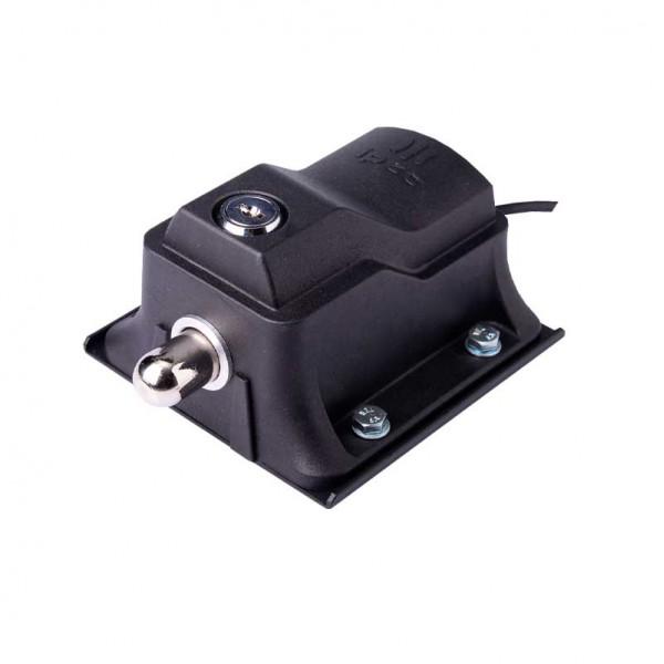 Trava elétrica com temporizador - Ipec