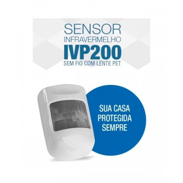 Infra passivo FKS PET sem fio IVP-200