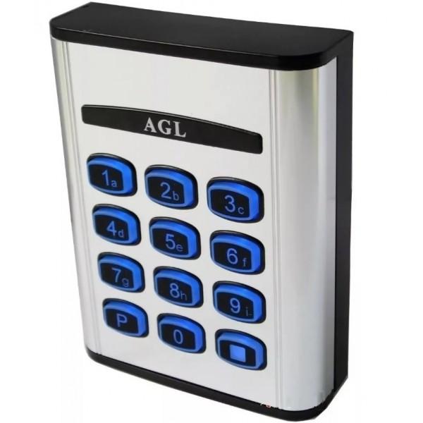 Controle de acesso de 25 senhas ( com fonte ) - AGL