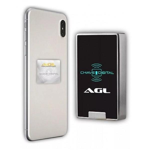 Controle de acesso / acionador AGL ( CA-2000 )