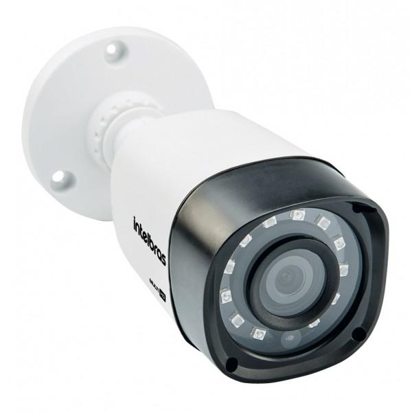 Camera Intelbras HDCVI / VHD 1120B Bullet 1/4 lente 2,6mm 20metros  4 G