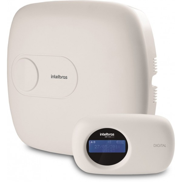 Central de Alarme Intelbras AMT-4010 Smart