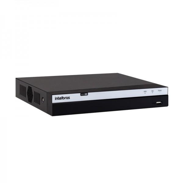 DVR MHDX-3108 Intelbras  8 canais FULL HD