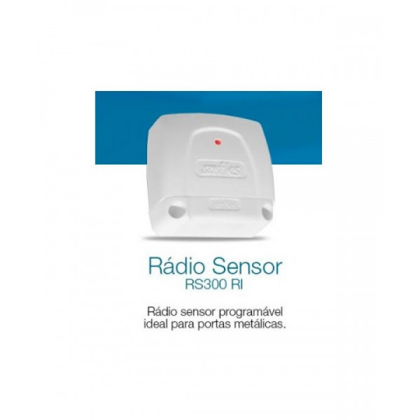 Sensor magnetico sem fio FKS RS300-RI + ima