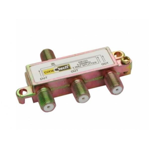 Divisor de baixa 1/3  ( 5 ~ 900 Mhz )
