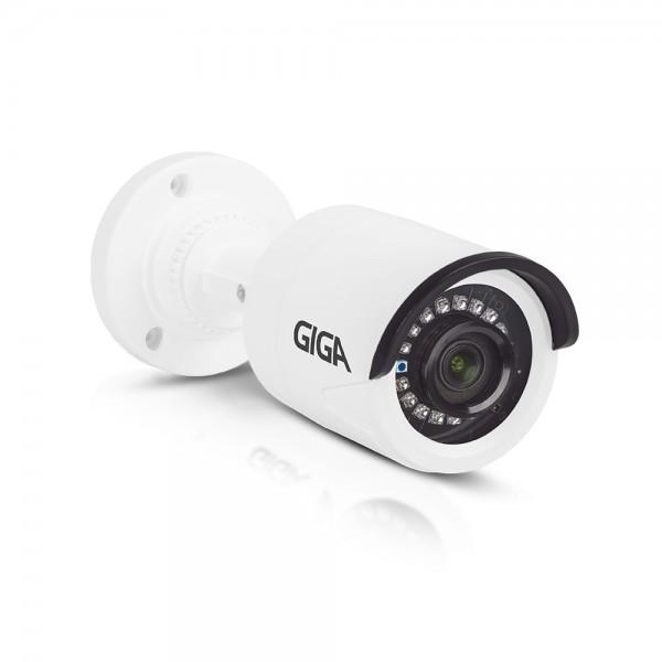 Camera Bullet HD Serie Orion 720P IR-20 metros 1/4 2.6mm - Giga