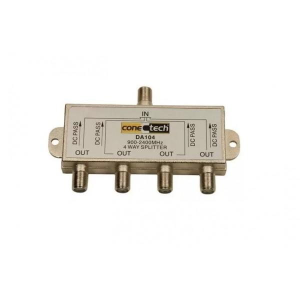 Divisor de alta 1/4 ( 900 ~ 2400 Mhz )
